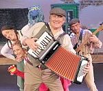 Sunday, May 13 'Aap Noot Mies' (A family show for everyone 4 years and older)