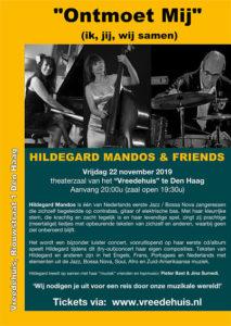 PRIMEUR concert by Hildegard Mandos & Friends in the Vreedehuis