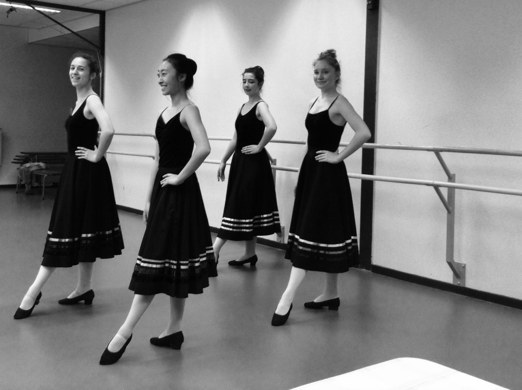 Royal Academy of Dance Examinations in Den Haag