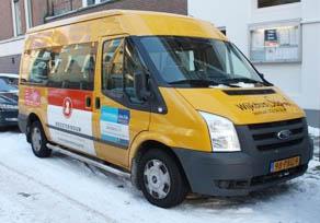 Wijkbus Stap-In / Step-in Community Bus