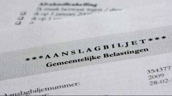 Hague residents beware, false tax bill in circulation!