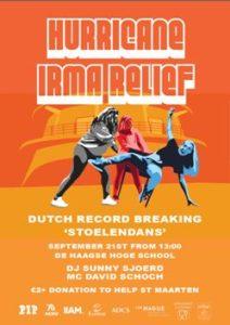 """Dutch record-breaking """"Stoelendans"""" on September 21st"""