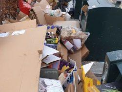 Containertuintjes of vuilnisbelten