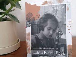 Het boek van Paul Beek over zijn nichtje Edith Roseij Beek
