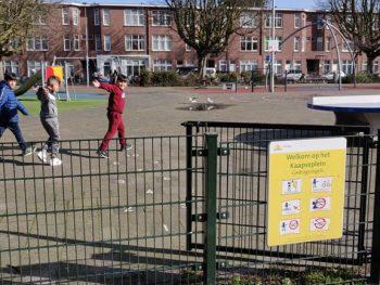 Per direct verbod op verkamering in heel Den Haag