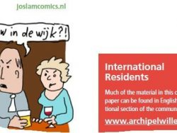 Expats in Den Haag