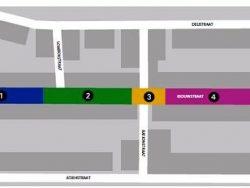Tweede fase herinrichting Riouwstraat en werkzaamheden Stedin