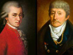 Mozart en Salieri