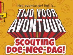 Scouting-Doe-Mee-Dag!