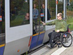 Maak uw wijk toegankelijker voor mensen met een beperking