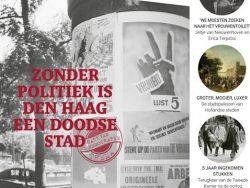 Het winternummer van Haagse Historie