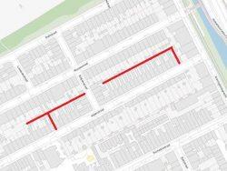 Onderhoud brandgangen Riouwstraat en Atjehstraat