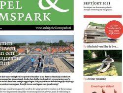 Archief Wijkkrant Archipel & Willemspark (PDF)