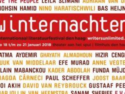 Writers Unlimited Winternachten Festival  January 18-21, 2018
