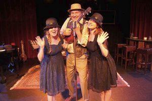 "Music Theater Briza - ""75 years of Freedom & my family"""