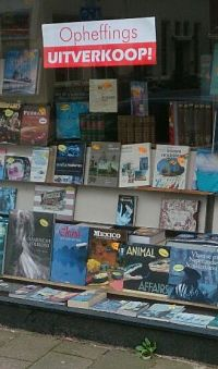 Bookshop comes to an end