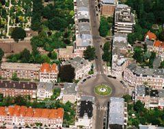 Archipel & Willemspark website's first makeover - 2007