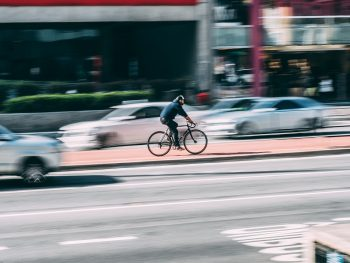 On your bike: Over 21,000 cyclists fined for using their phones