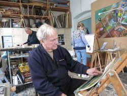 Exhibition:  Robert Bolt.  In the Klokhuis