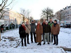 Account of Alderman Marjolein de Jong's visit to our district
