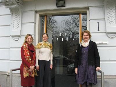 The Face behind the Front Door: De Zalen