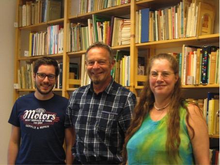 Faces behind the front door: Internationaal Esperanto Instituut