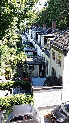 Almshouses Het Javalaantje - the history