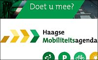 "In Atrium The Hague: ""Interactive exhibition of the Hague mobility"" from 15 January to 2 February 2018"