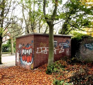 Report graffiti free of charge and above all as quickly as possible!