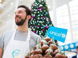 BUY OLIEBOLLEN FOR UNICEF