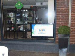 Launch of A&W Billboard in Citronics - 2010