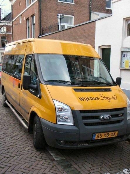 """""""Wijkbus Stap In"""" is looking for volunteers"""